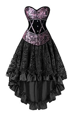 basques and corsets steampunk