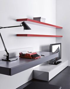Wall systems libraries on pinterest wall units modular for Pianca muebles