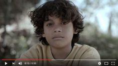 Anuncio de Greenpeace contra el cambio climático para los hijos de políticos. Ellos son los encargados de concienciar a sus padres y madres sobre esta lucha