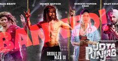 The rundown of cuts that the CBFC has requested to make in the Shahid Kapoor, Kareena Kapoor starer film Udta Punjab, is printed in the Bombay Times and you will be entirely stunned to peruse it. Furthermore, recollect that, this film is as of now implied for adult viewers.