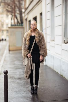 #style #fashion #fall #streetstyle chictrends.tumblr.com