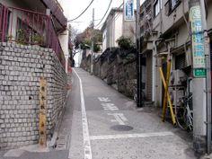 青木坂(麻布)の壁紙写真