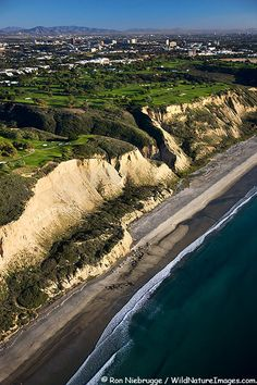 Torrey Pines Golf Course, San Diego County, La Jolla, California - been there, but would like to play the course next time!