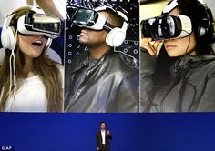Oculus and Samsung reveal $99 VR headset that uses your phone as a screen will go on sale in November [Virtual Reality: http://futuristicnews.com/tag/virtual-reality/ VR Headsets: http://futuristicshop.com/category/video-glasses/]