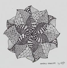 Zentangle Patterns for Beginners   Zentangle Sampler Zentangle, zentangling