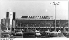 Dresden Kulturpalast May 1970