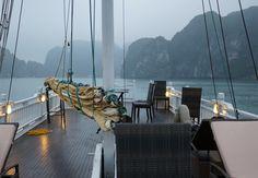 foggy sailing...