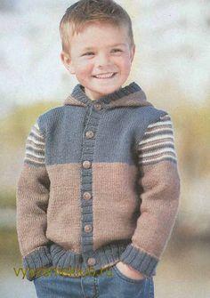 Для мальчиков - Каталог файлов - Вязание для детей