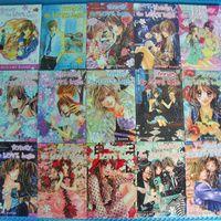 Komik Today The Love Begin 1-15 Tamat (Minami Kanan) NEW SEGEL