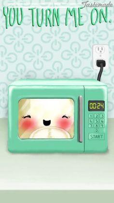 Cute microwave!!!