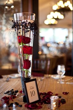 35  Red and Black Vampire Halloween Wedding Ideas | http://www.deerpearlflowers.com/red-and-black-vampire-halloween-wedding-ideas/