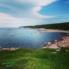 Cape Breton Island, Highlands, National Park, Nova Scotia, Canada