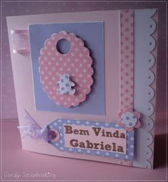 Candy Scrapbooking: Cartão