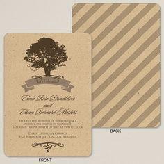 Exclusively Weddings | Oak Tree