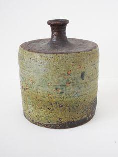 Large Vintage Arabia Raija Tuumi Ceramic Studio Vase Mid Century Pottery Signed | eBay