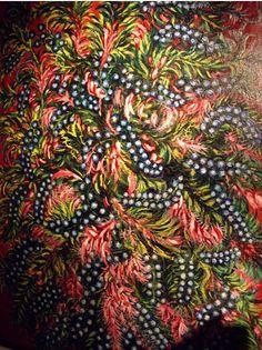 """painter Seraphine Louis, """"Seraphine of Senlis"""" Senlis France, Illustrations, Illustration Art, Art Brut, Naive Art, Eye Art, Elements Of Art, Outsider Art, French Artists"""