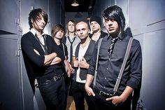 Yashin: A new band that I have recently heard of, seeing them this month in concert.