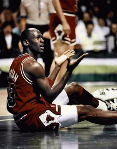 """Michael Jordan • """"Y'all Really Not Gonna...Aight"""""""