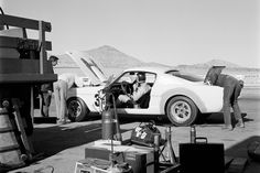 Unseen Outtakes of Shelby Ford Mustang G. 350 Prototype at Willow Springs in 1965 - Hot Rod Mustang Gt 350, Ford Mustang Shelby Gt, 1965 Mustang, Mustang Cobra, Ac Cobra, Road Race Car, Race Cars, Road Racing, Bicicletas Raleigh