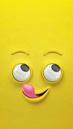 ideas wallpaper cute cartoon smile for 2019 Emoji Wallpaper Iphone, Cute Emoji Wallpaper, Phone Screen Wallpaper, Cartoon Wallpaper Iphone, Cute Disney Wallpaper, Cute Cartoon Wallpapers, Cellphone Wallpaper, Galaxy Wallpaper, Crazy Wallpaper