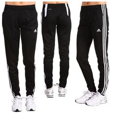 Thanks to Adidas Tiro Training Pants, you can finally get rid of your dull and boring workout sweats. If you are serious about your soccer game, then you know how important is to own quality gear. Athletic Outfits, Athletic Wear, Sport Outfits, Casual Outfits, Cute Outfits, Athletic Fashion, Sport Fashion, Fitness Fashion, Soccer Pants