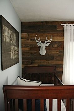 rugged little room