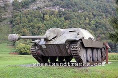 Pzj G13 M+78012 Vugelles - Swiss Army