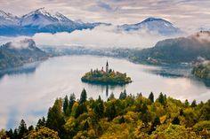 Slovenian Jewel - Bled! #slovenia #culinary #food #travelling #wanderlust #exploring #nature #love #fun #smile #beautiful #bled #mustsee