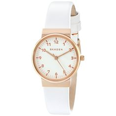 Skagen Women's Ancher SKW2290 Rose-gold Quartz Watch