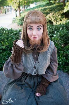 Fem!Ori from The Hobbit