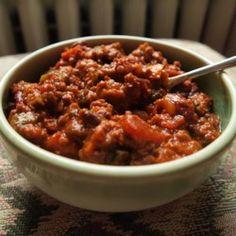 Vegetarian Chili Meat-Lovers Vegetarian Chili - Chili Chili or chilli may refer to: Vegan Chili, Vegetarian Chili, Vegetarian Recipes, Chili Chili, Chili Mac, Spicy Chili, Turkey Chili, Vegan Soup, Healthy Recipes