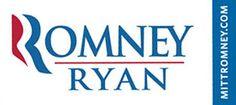 Official Romney Ryan 2012 Logo