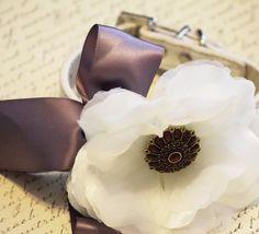 Lavender wedding dog collar, Lavender Wedding accessory, Lavender Floral dog collar, Pet wedding accessory