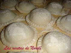 Masa para sorrentinos caseros   Las Recetas de Norali