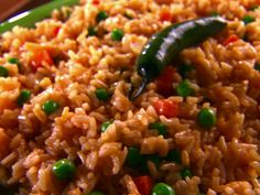 Arroz Mexicano Infalível - Food Network