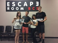 This group attempted to escape Dr. Andrews' lab but the deadly virus got them in the end.