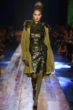 Défilé Jean Paul Gaultier Haute Couture automne-hiver 2016-2017 18