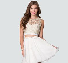 imagenes de vestidos de promocion elegantes