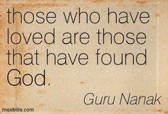 Guru Nanak quote