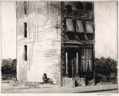 ARTISTIC QUIBBLE | last-picture-show:   Edward Hopper, The Lonely...