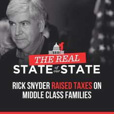 And wants to now raise state sales tax!