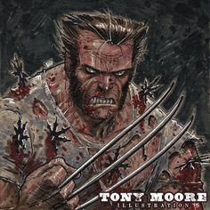 tony moore art - Google Search