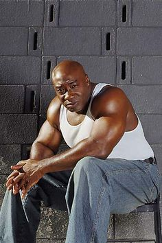 I would've cast Michael Clarke Duncan as Rashid in the Mark of the Lion Series by Francine Rivers
