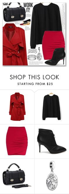 """""""Work Wear by Yoins"""" by jecakns ❤ liked on Polyvore featuring Chanel and Chamilia"""