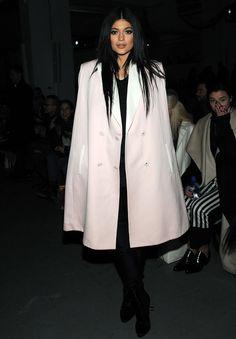 Kylie Jenner au premier rang du défilé 3.1 Phillip Lim