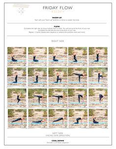 Friday Yoga Flow: Change