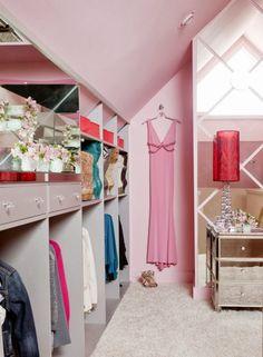 Attic Wardrobe Ideas Ikea