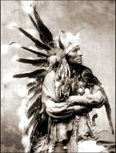 Chief Little Horse - Oglala Sioux - 1898 | History in color | N8tive Arts…