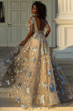 Pretty Prom Dresses, Grad Dresses, Ball Gown Dresses, Elegant Dresses, Homecoming Dresses, Cute Dresses, Beautiful Dresses, Elegant Ball Gowns, Dress Prom
