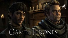 Game of Thrones - Telltale Games - Episode 1: Iron from Ice -  Part 4 Dog Ramsay is a monster but never thought he would go this low.